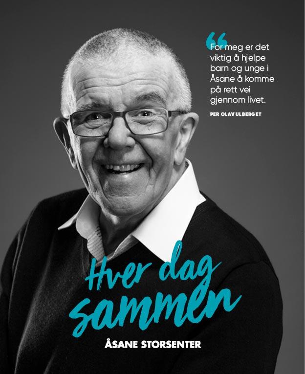 Bilde av arbeid for Åsane Storsenter: Hver dag sammen