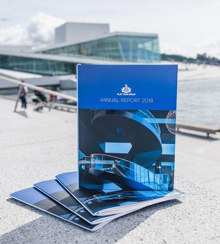 Olav Thon Gruppen Årsrapport 2018