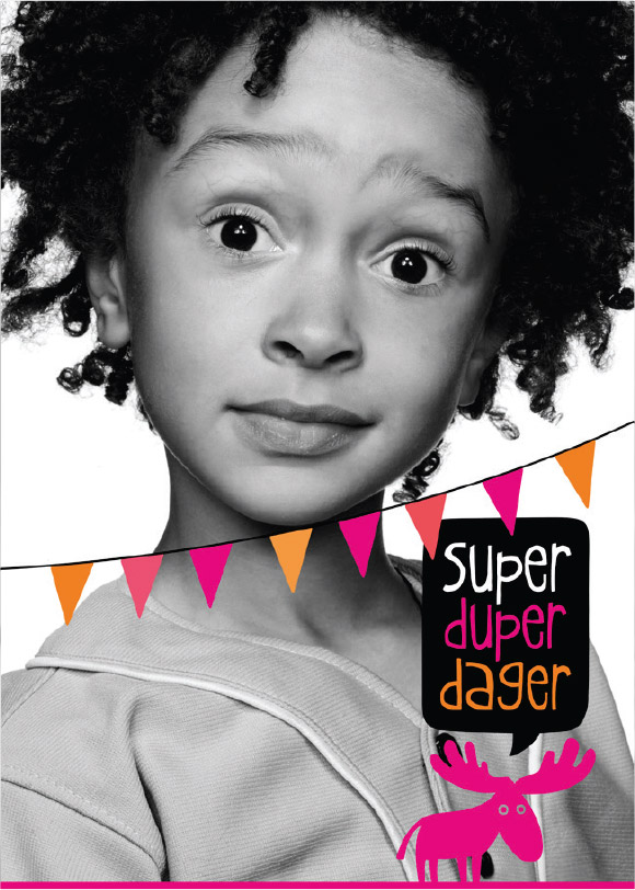 Bilde av arbeid for Amfi: SuperDuperDager